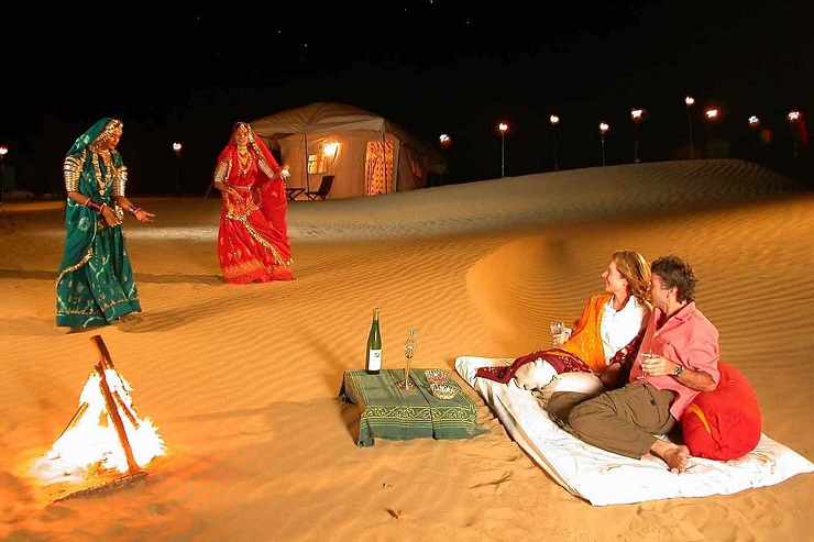 Places for a Honeymoon in India | New Couples Best Places