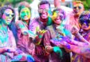 Holi Celebration Parties